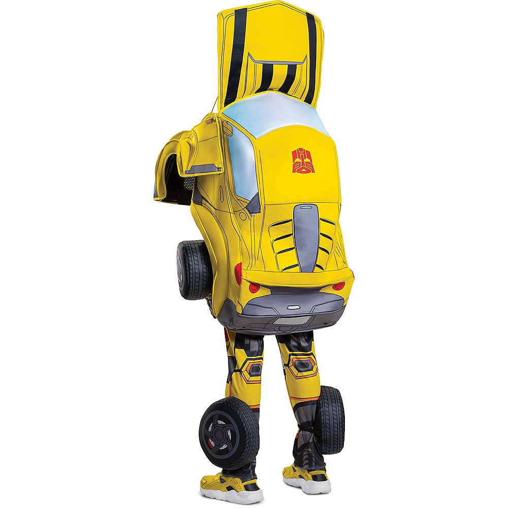 Child Transforming Bumble Bee Costume - Transformers Image #5