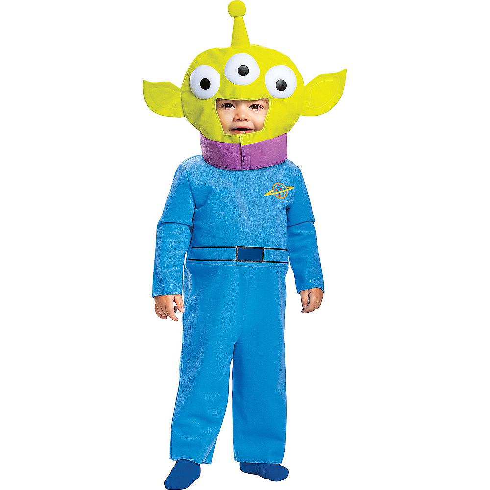 Nav Item for Baby Alien Costume - Toy Story 4 Image #1