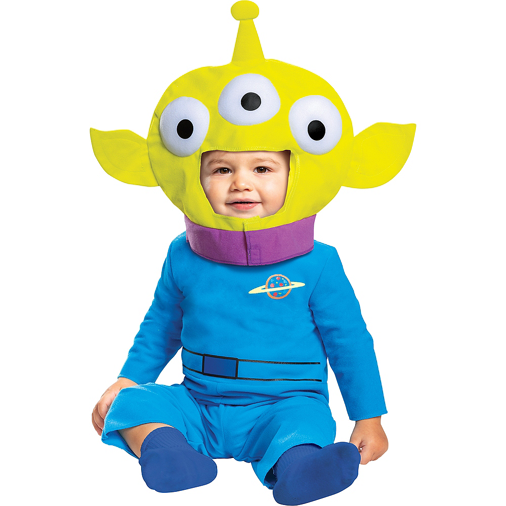 Nav Item for Baby Alien Costume - Toy Story 4 Image #2