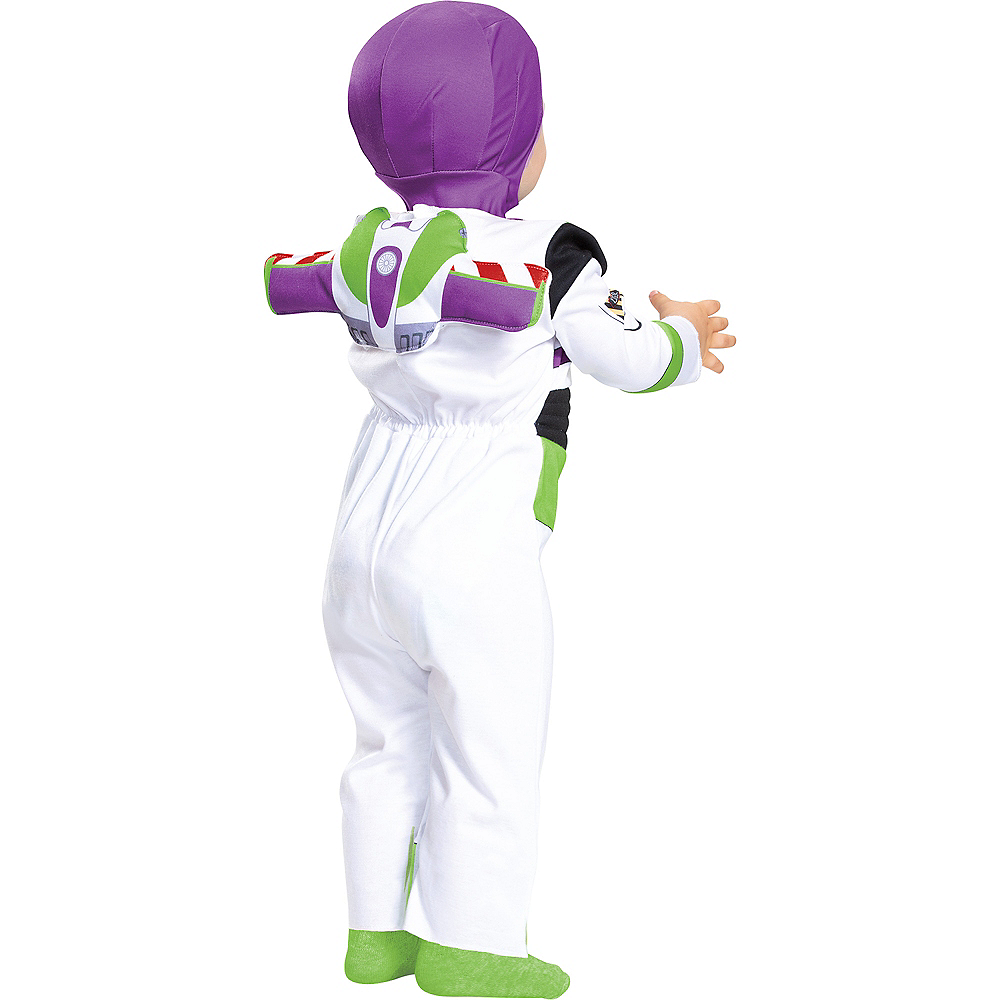 Baby Buzz Lightyear Costume - Toy Story 4 Image #2