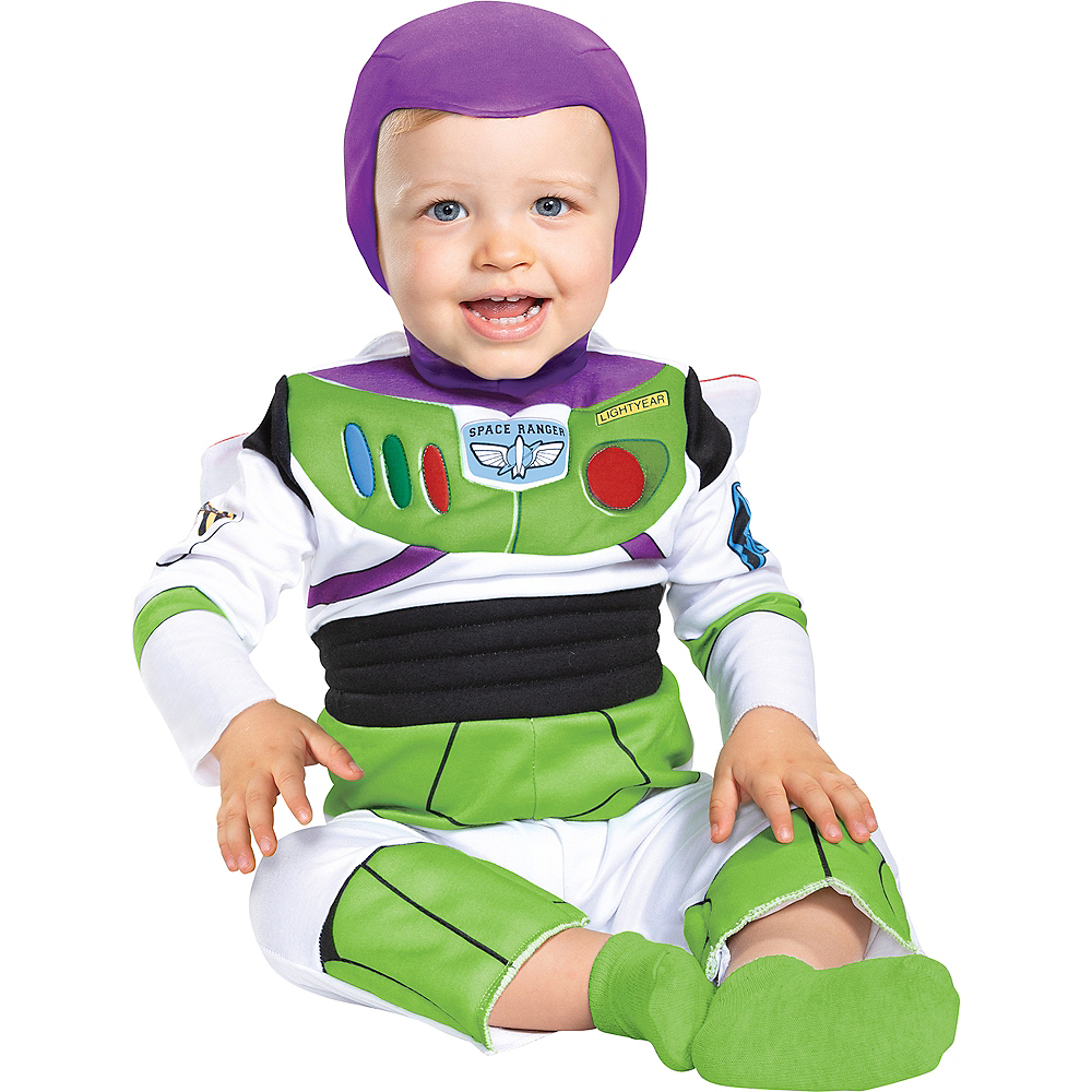 Nav Item for Baby Buzz Lightyear Costume - Toy Story 4 Image #3