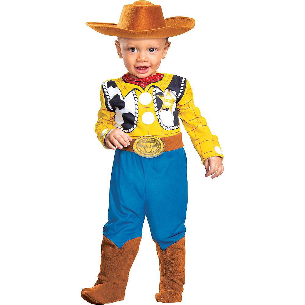 Baby Woody Costume - Toy Story 4 Image #1