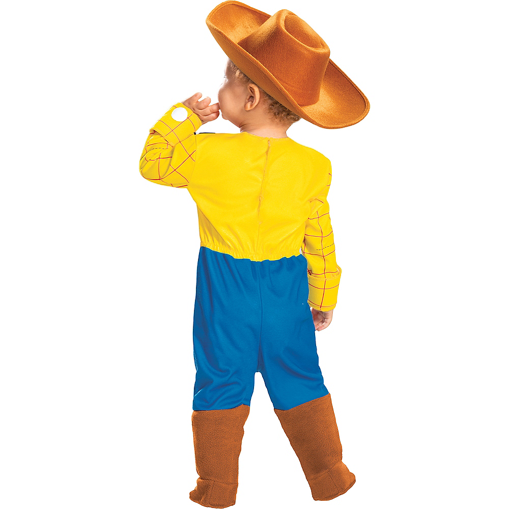 Baby Woody Costume - Toy Story 4 Image #2