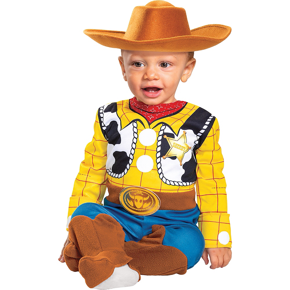 Baby Woody Costume - Toy Story 4 Image #3