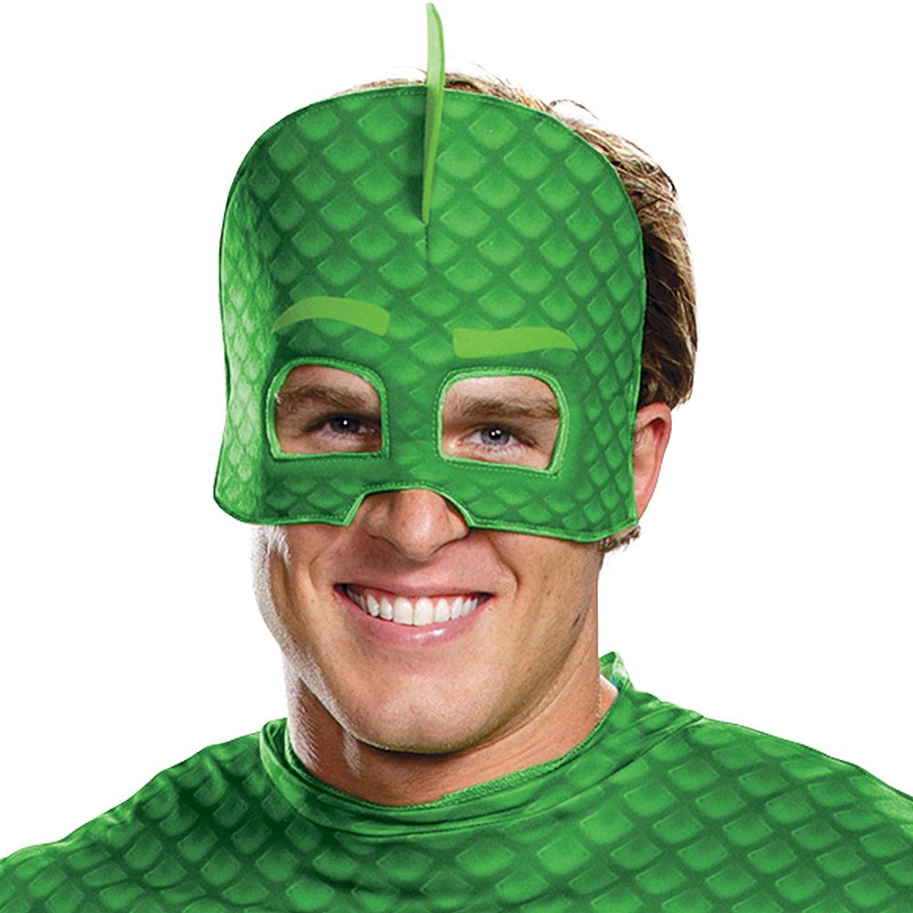 Adult Gekko Costume - PJ Masks Image #2