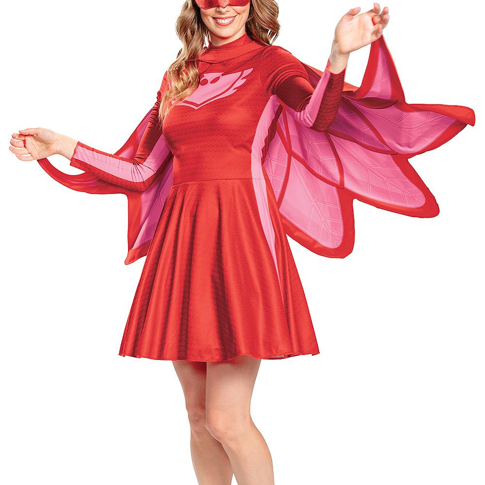 Adult Owlette Costume - PJ Masks Image #3