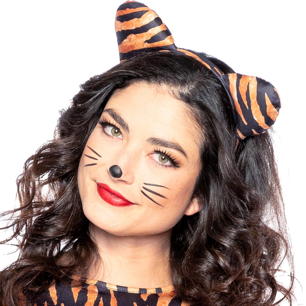 Adult Sassy Tiger Costume Image #2