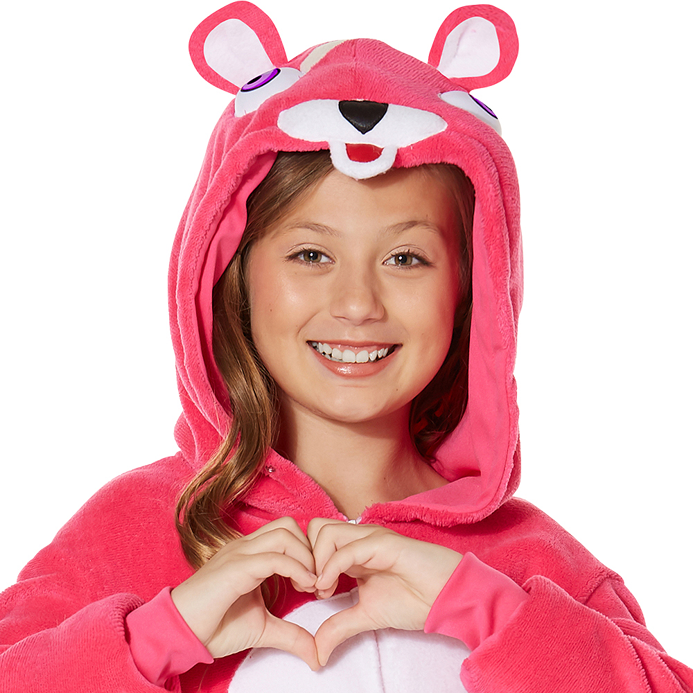 Child Zipster Cuddle Team Leader One Piece Costume - Fortnite Image #2