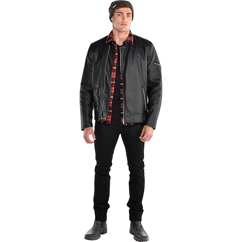 Adult Black Southside Serpents Jacket Image #1