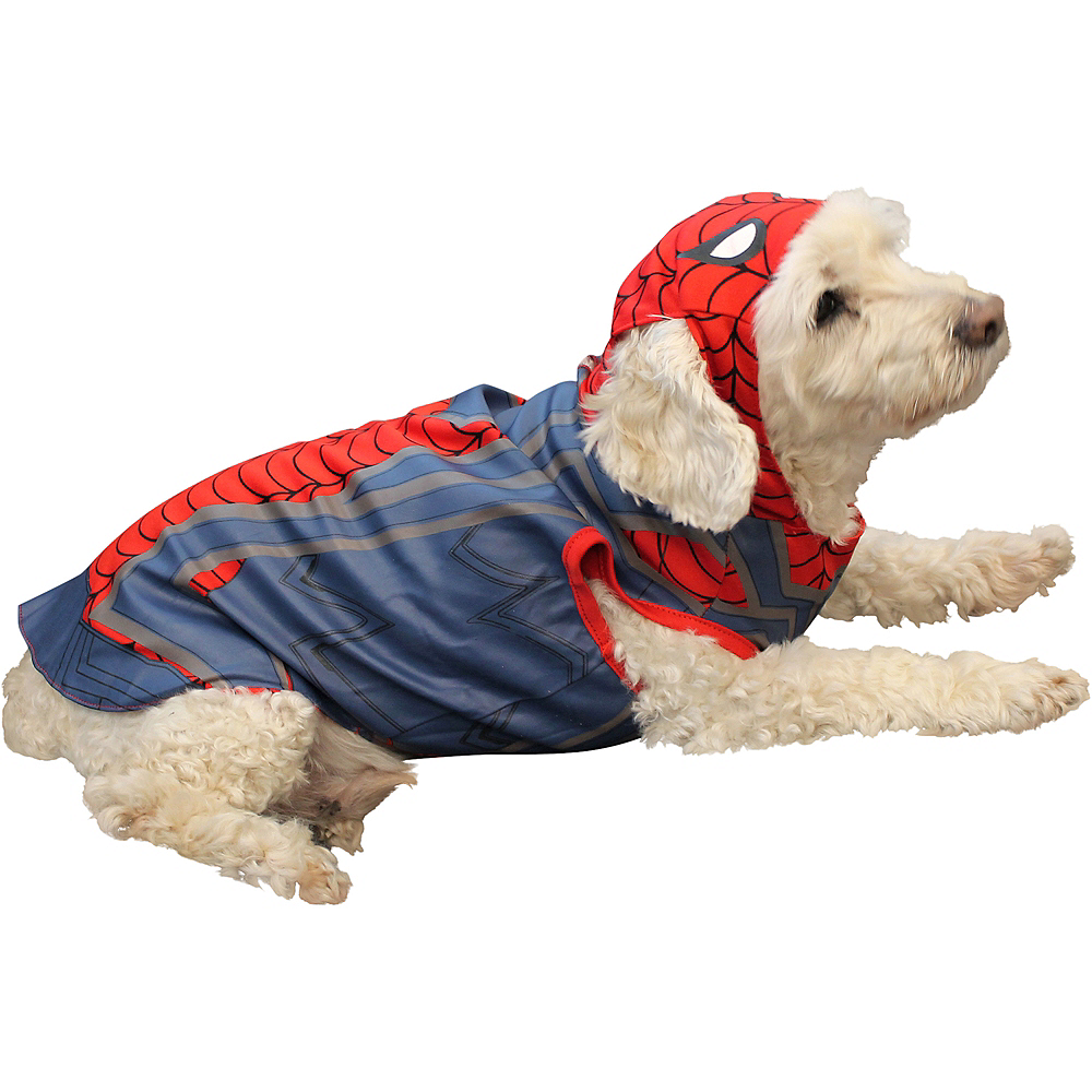 Iron-Spider Dog Costume - Marvel Comics Image #1