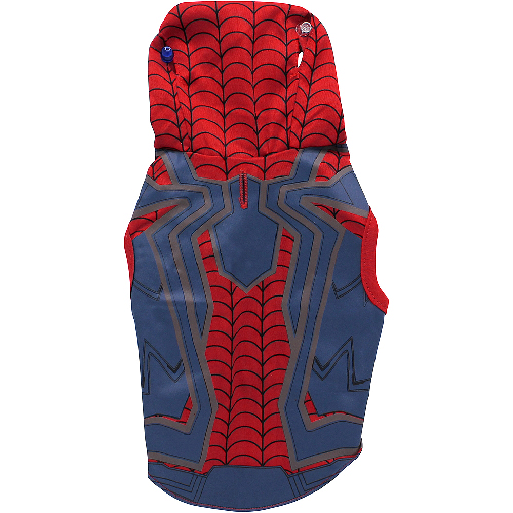 Nav Item for Iron-Spider Dog Costume - Marvel Comics Image #2