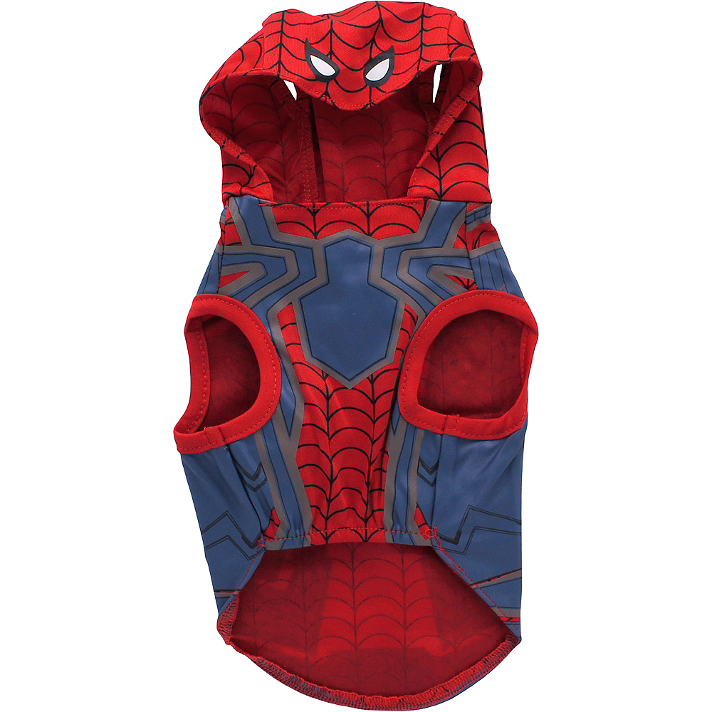 Nav Item for Iron-Spider Dog Costume - Marvel Comics Image #3