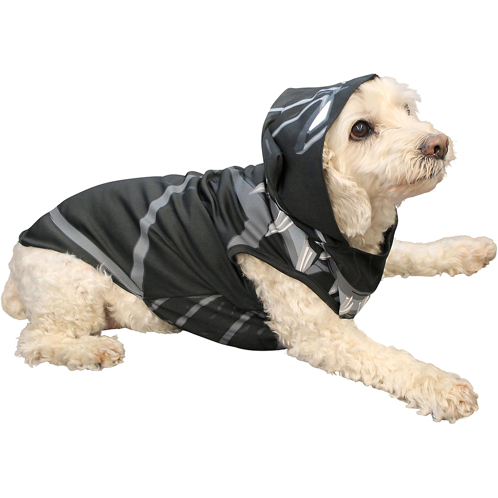 Black Panther Dog Costume - Marvel Comics Image #1
