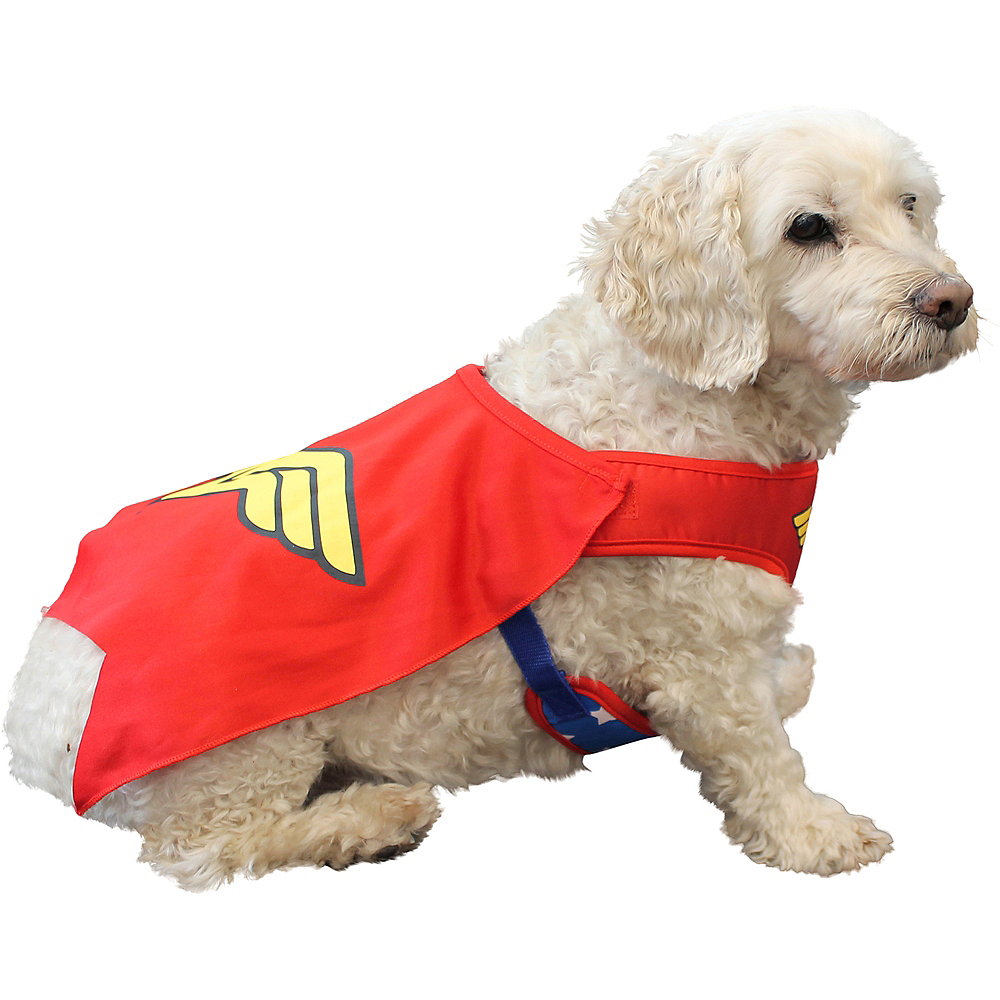 Wonder Woman Dog Costume - DC Comics Image #2