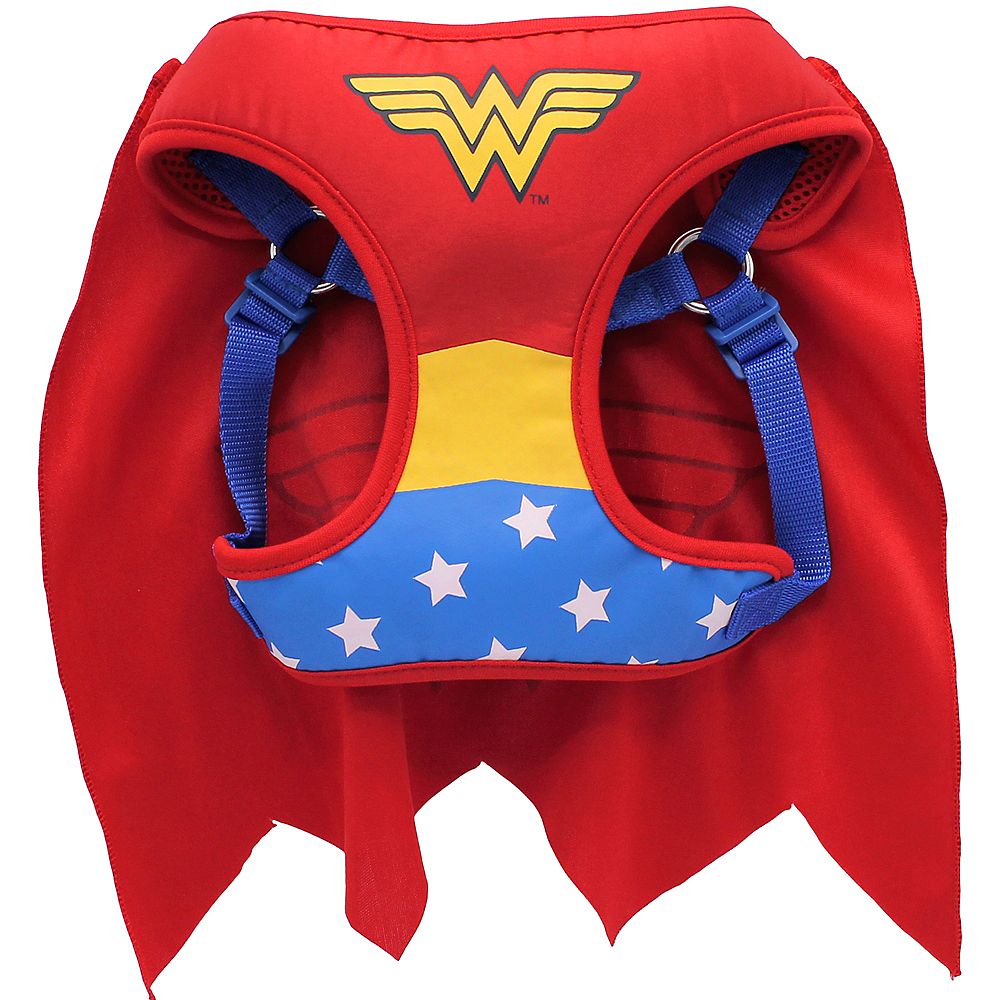 Nav Item for Wonder Woman Dog Costume - DC Comics Image #3