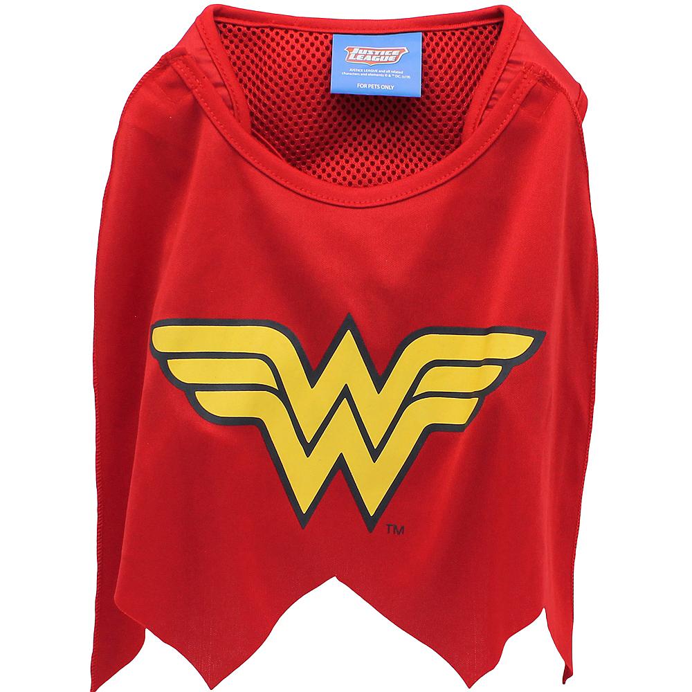 Wonder Woman Dog Costume - DC Comics Image #4