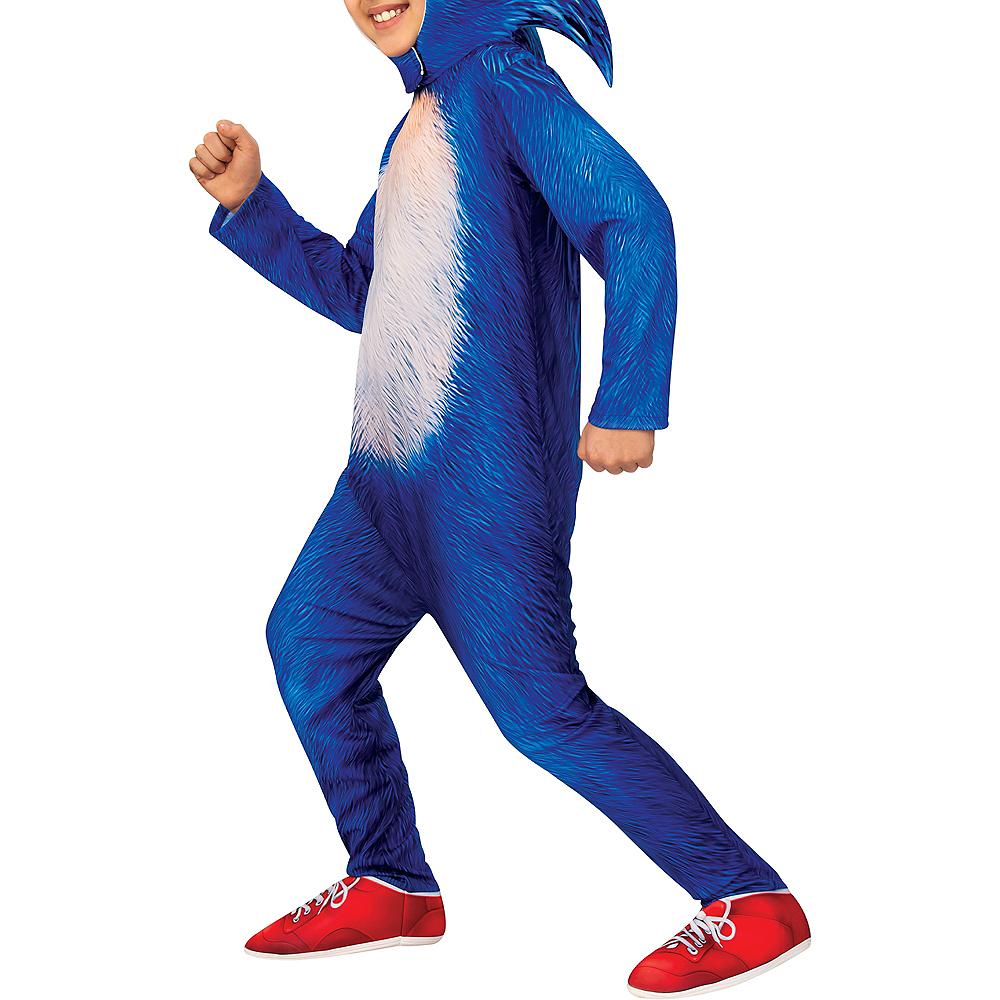 Child Sonic Costume Image #3