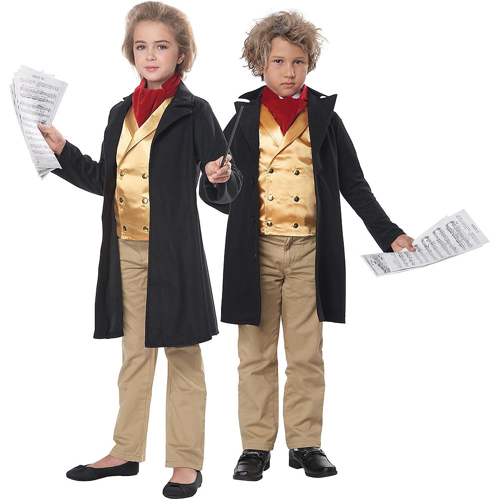Child Ludwig Van Beethoven Costume Image #1