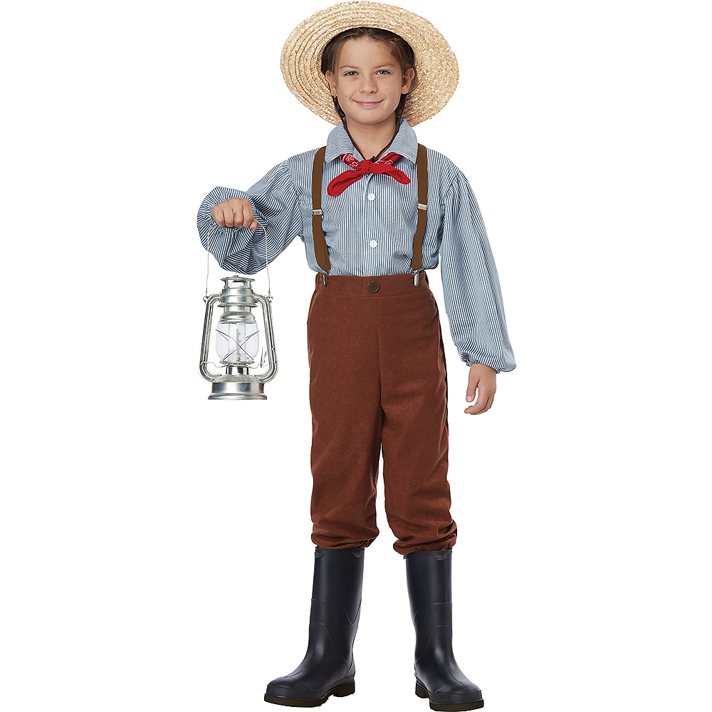 Child American Pioneer Costume Image #1