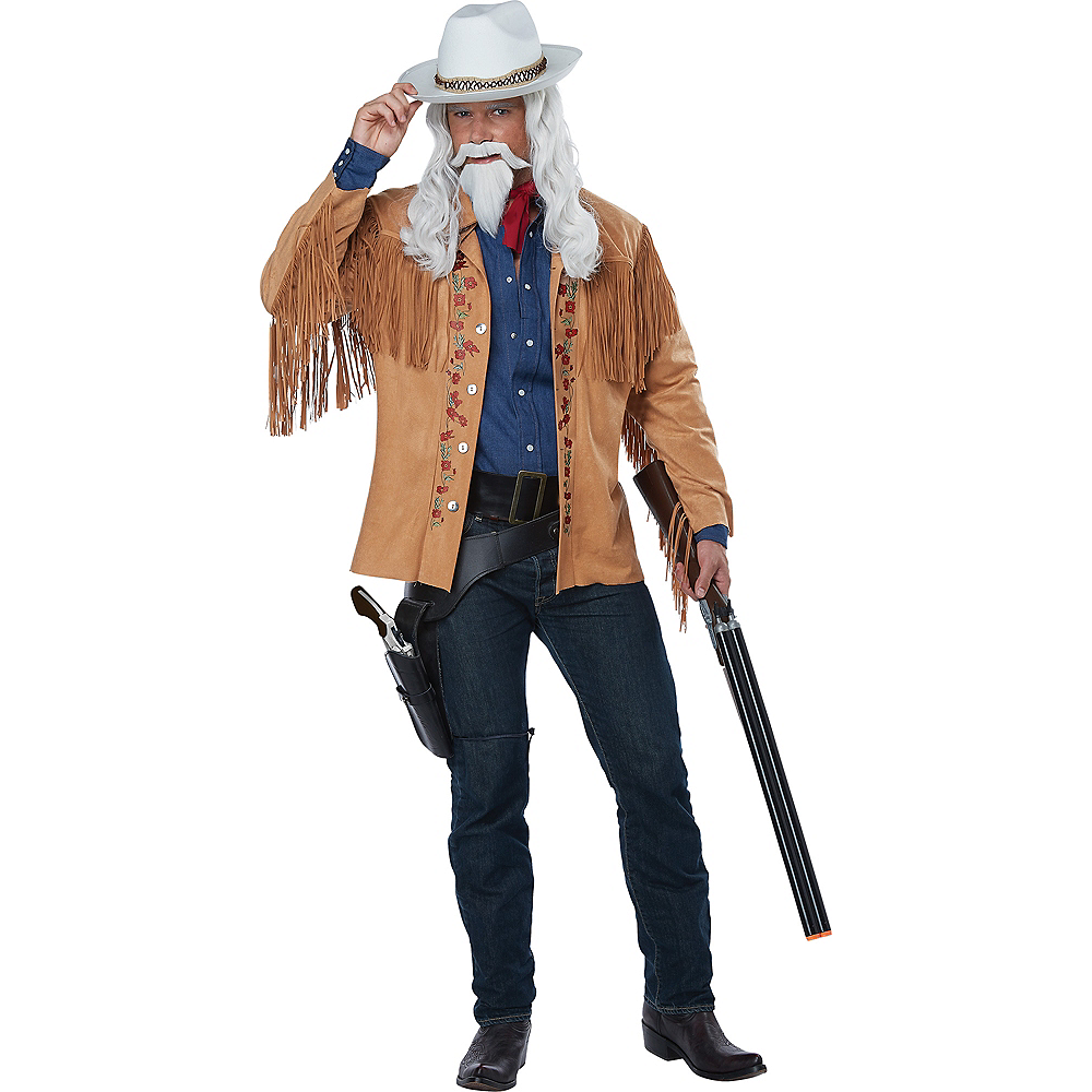 Adult Buffalo Bill Costume Image #1