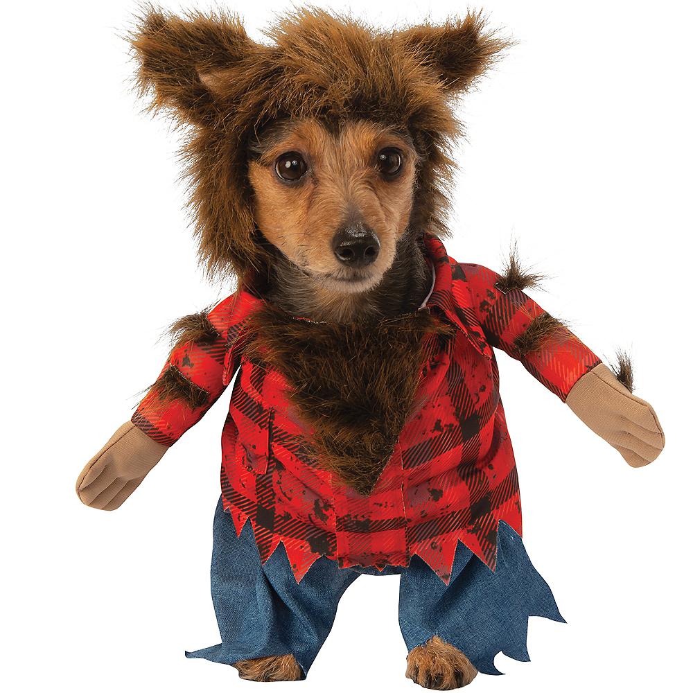 Walking Werewolf Dog Costume Image #1