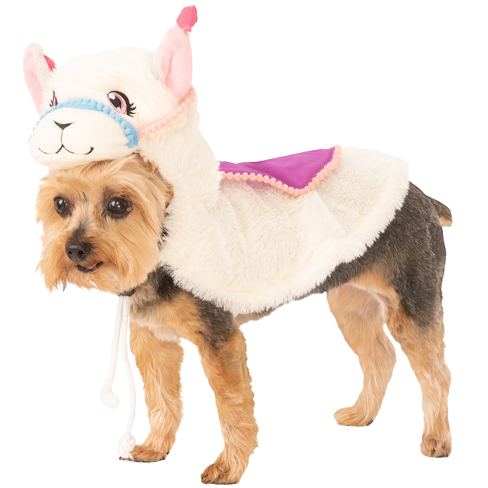 Nav Item for Llama Dog Costume Image #1