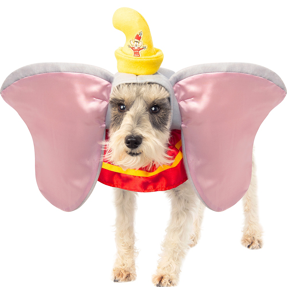 Dumbo Headpiece Dog Costume Accessory - Disney Image #1