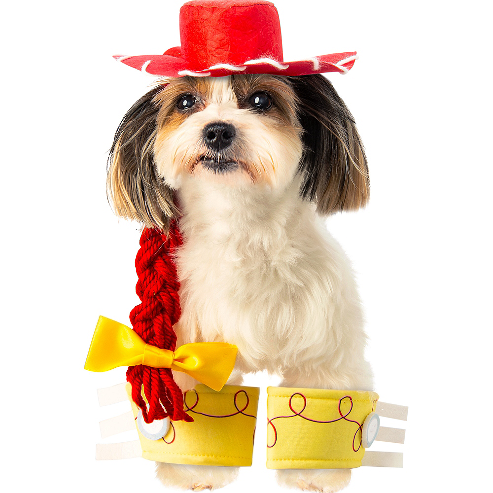 Jessie Dog Costume Accessory Set - Toy Story 4 Image #1