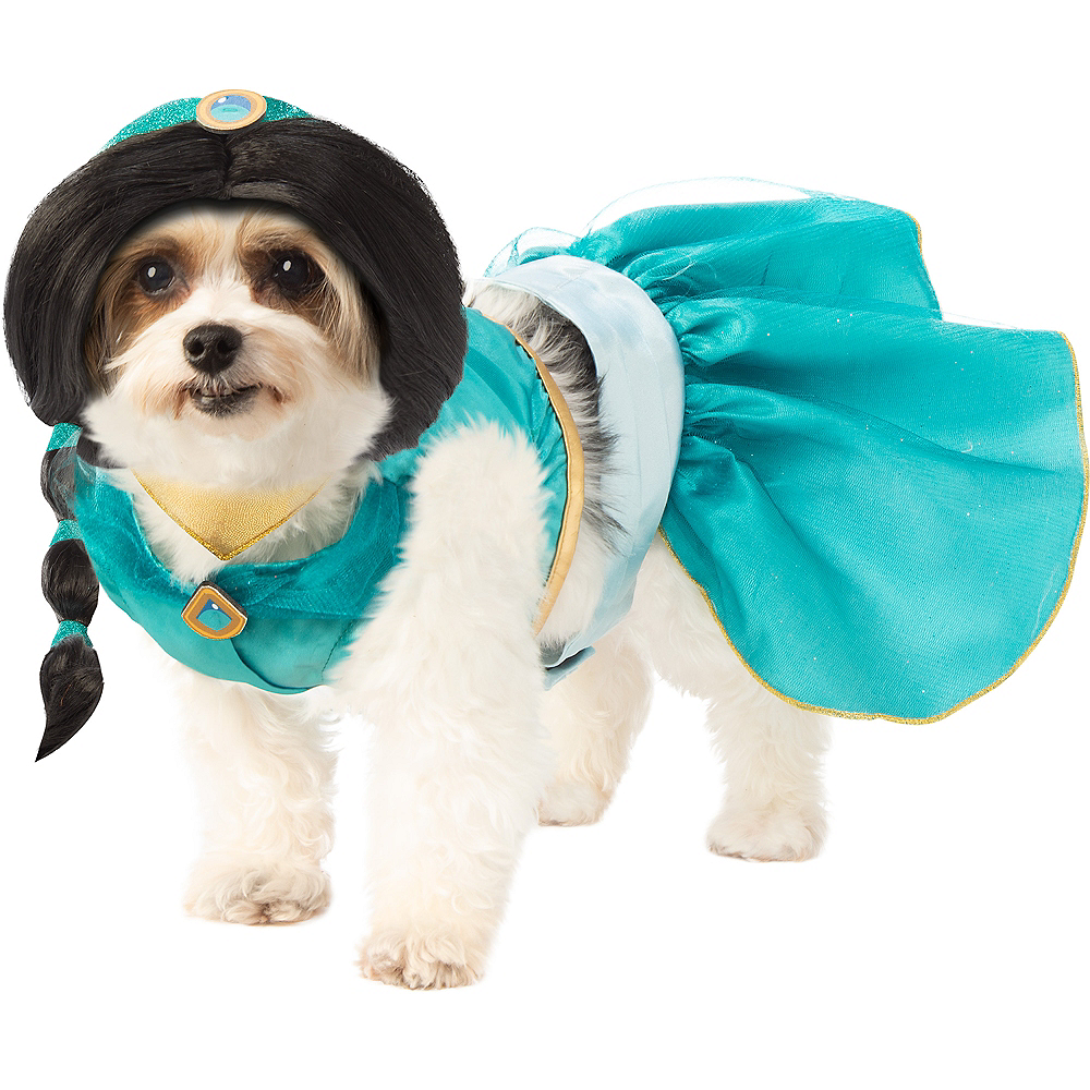 Princess Jasmine Dog Costume - Aladdin Image #1