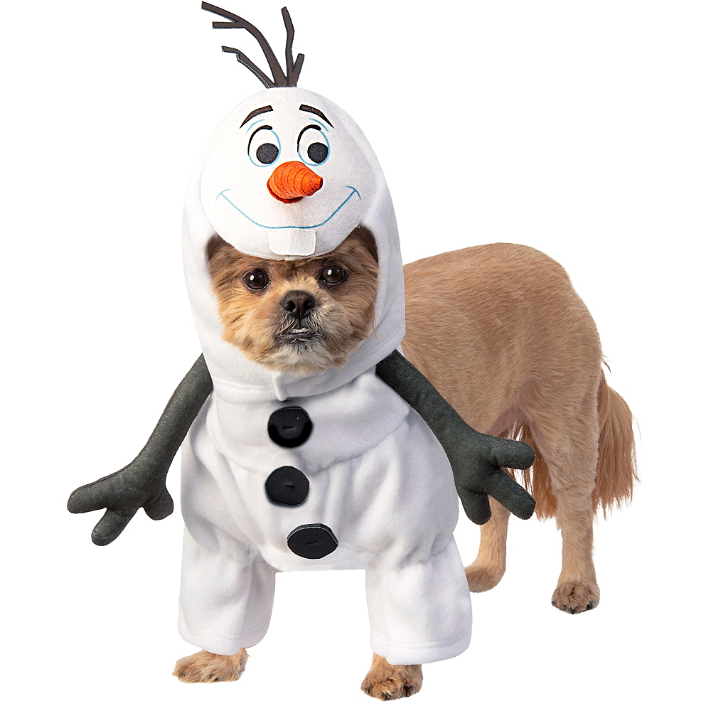 Olaf Dog Costume - Frozen 2 Image #1