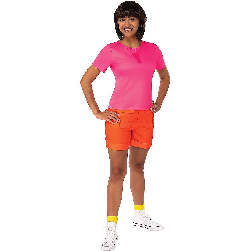 Adult Dora Costume Image #1