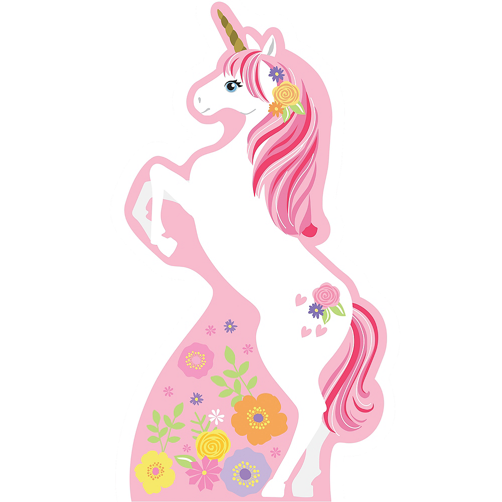 Nav Item for Magical Unicorn Standee Image #1