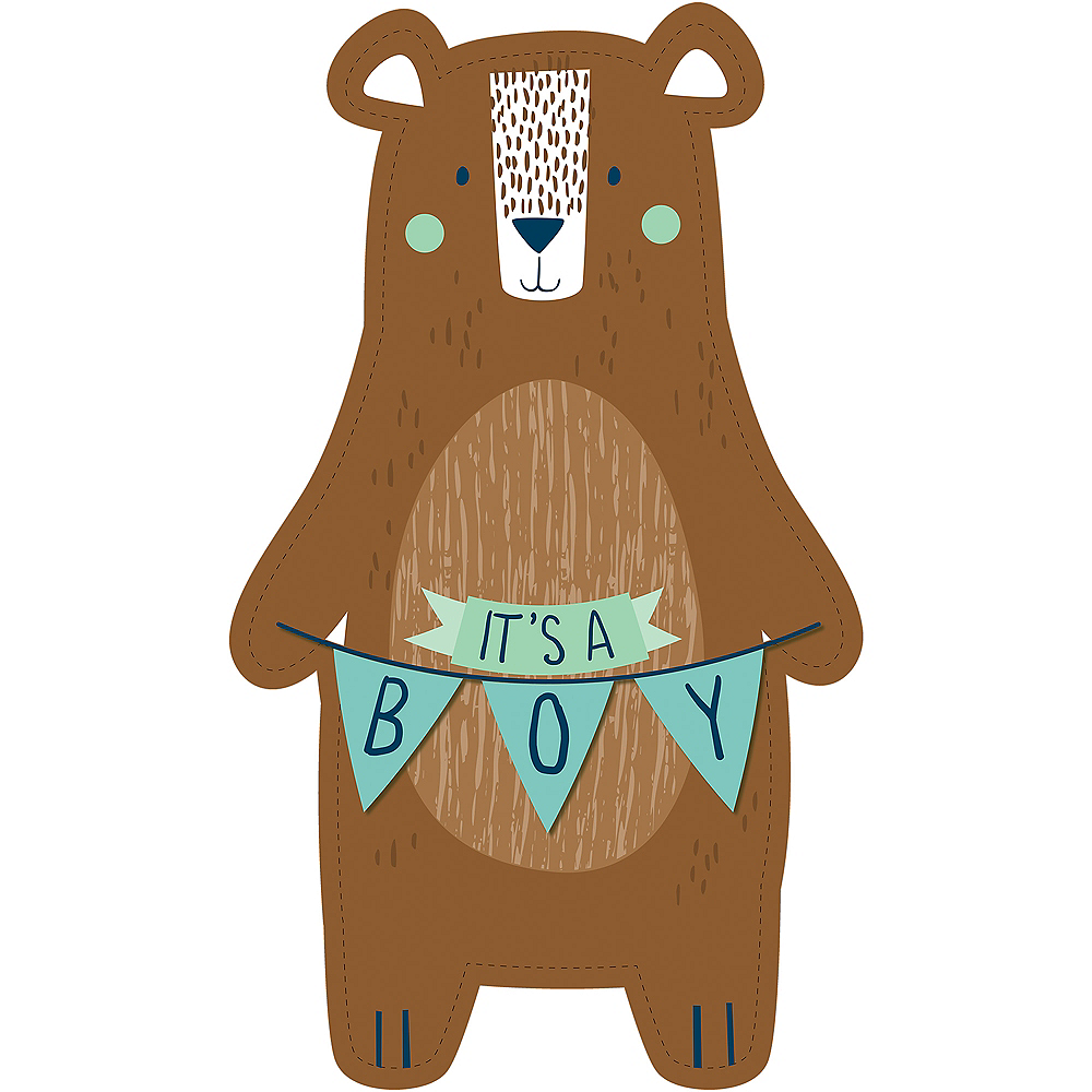 Can Bearly Wait Standee Image #1