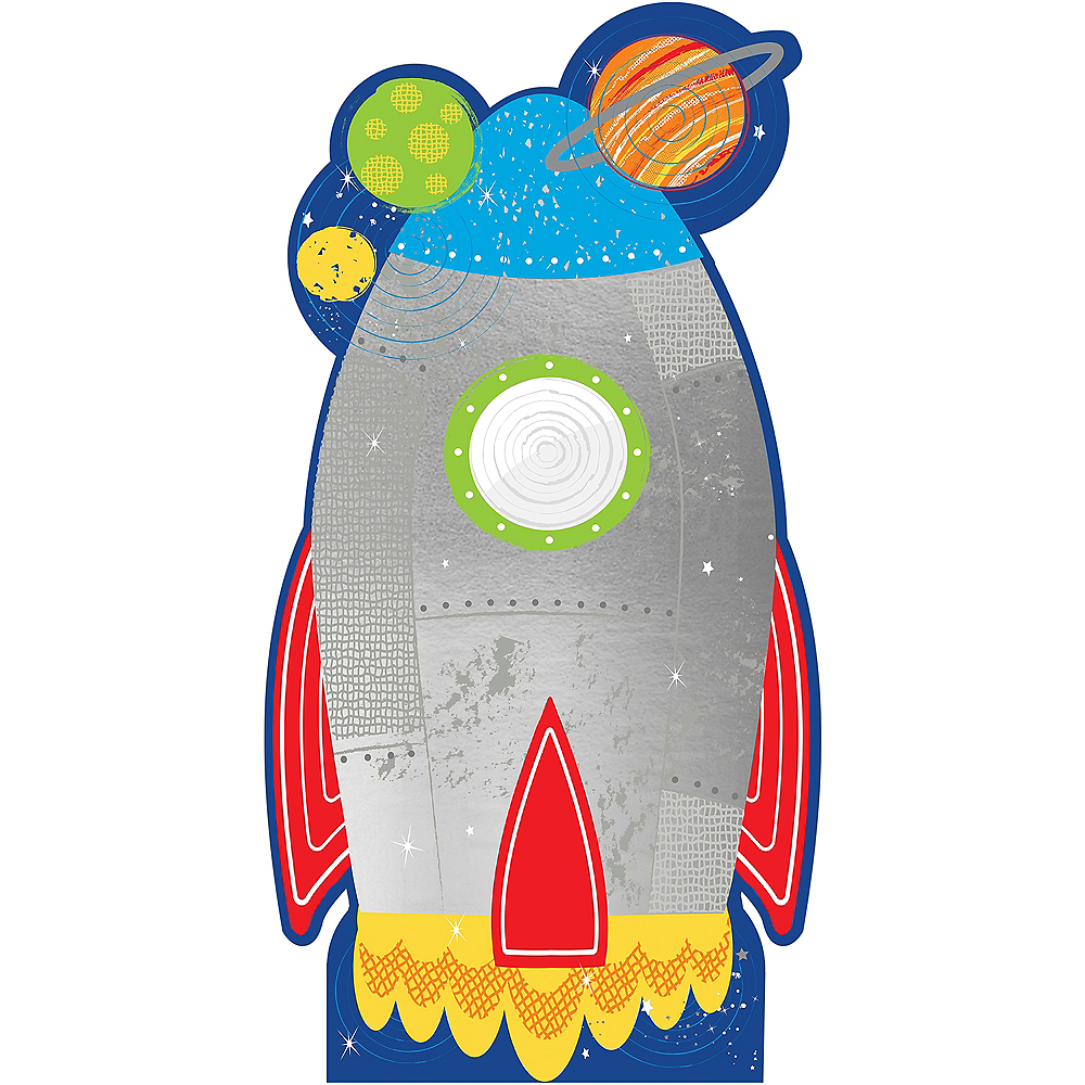 Nav Item for Blast Off Standee Image #1