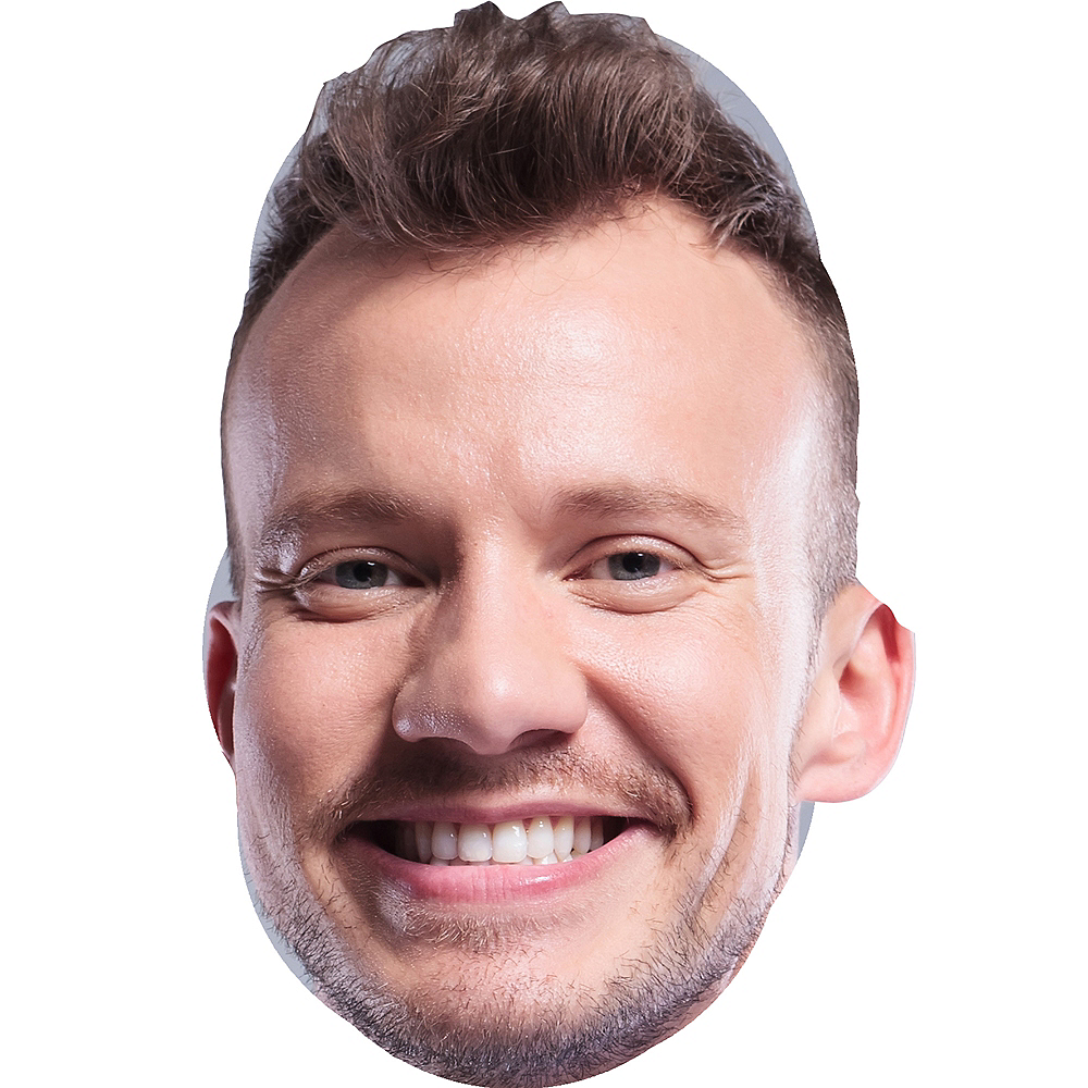 Custom Adult Big Head Image #1