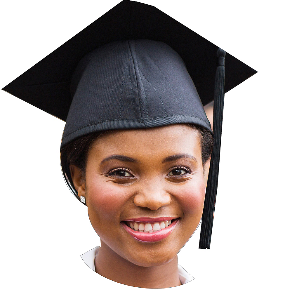 Custom Graduation Big Head Image #1