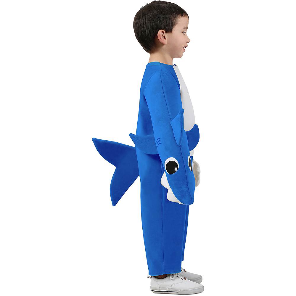 Child Singing Daddy Shark Costume Image #2