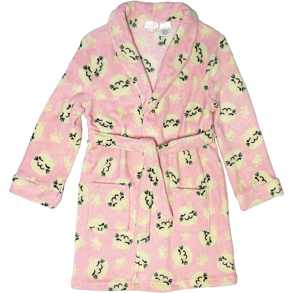 Child Cat Toss Robe Image #1