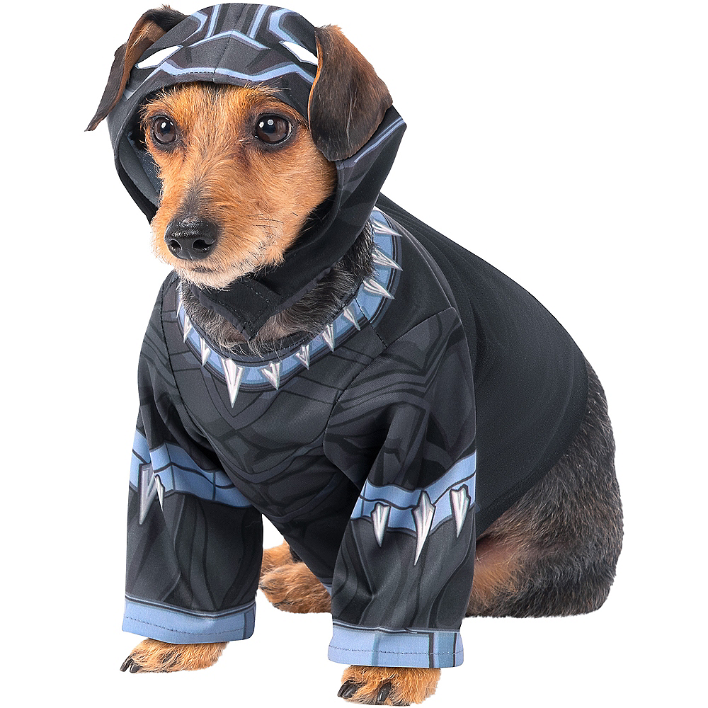 Black Panther Dog Costume Image #1
