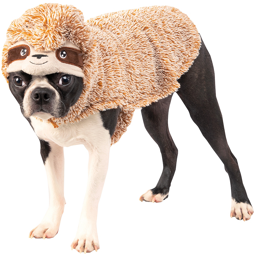 Nav Item for Sloth Dog Hoodie Costume Image #1