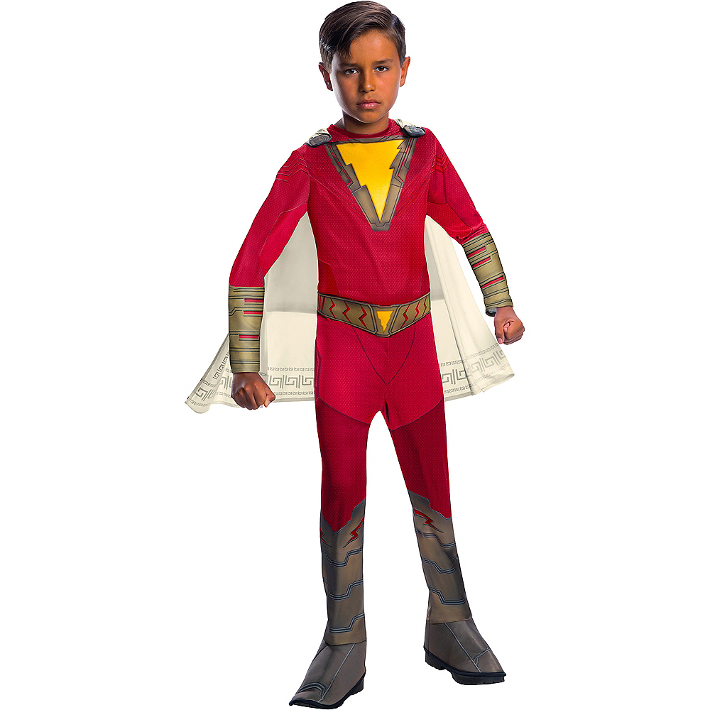Nav Item for Child Shazam Costume Image #1