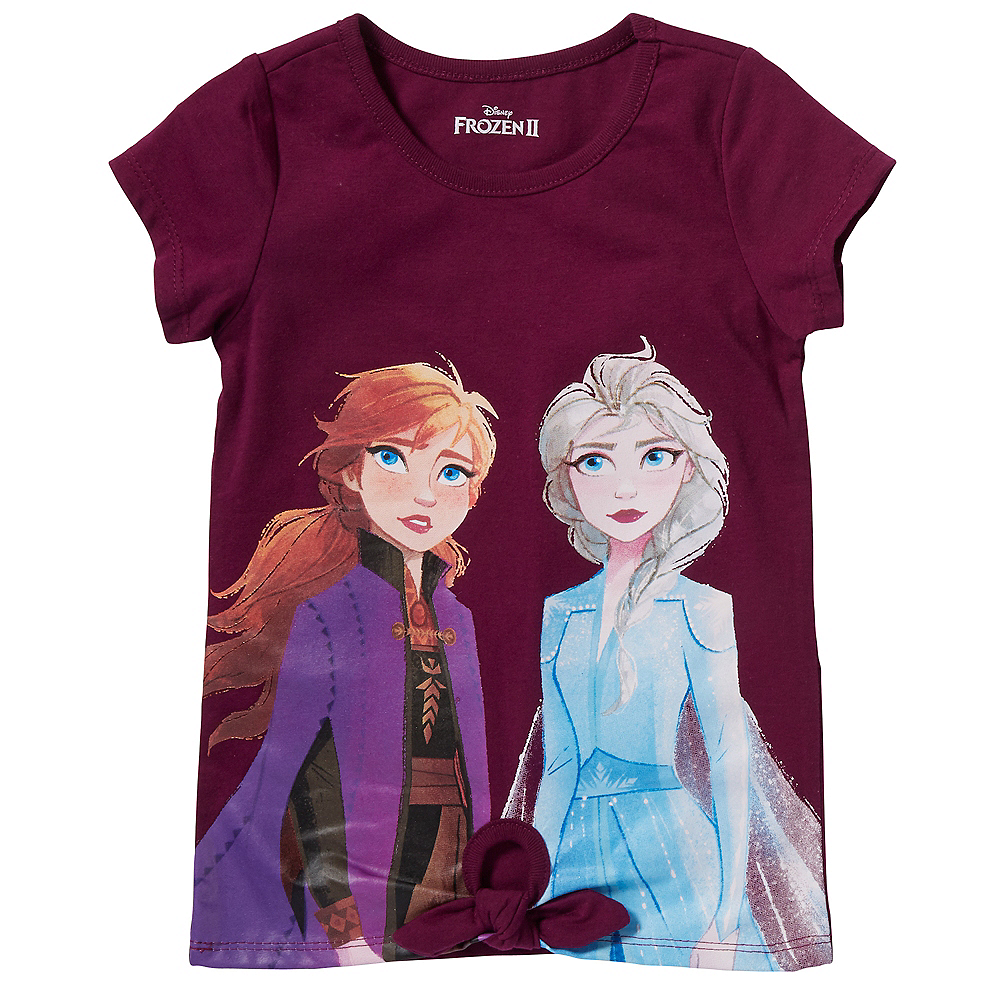 Child Frozen 2 T-Shirts 2ct Image #2