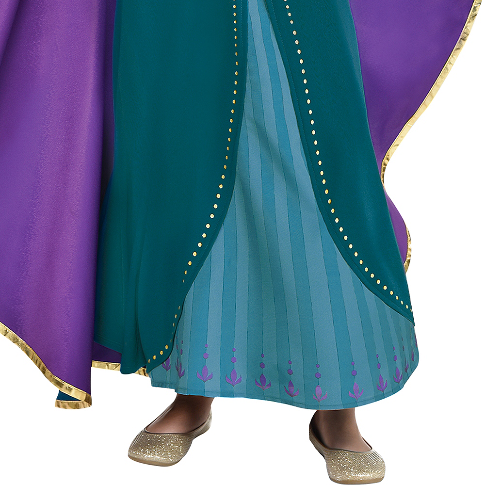 Child Epilogue Anna Costume - Frozen 2 Image #4