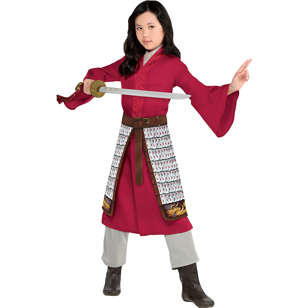 Child Mulan Costume - Mulan Live-Action Image #1