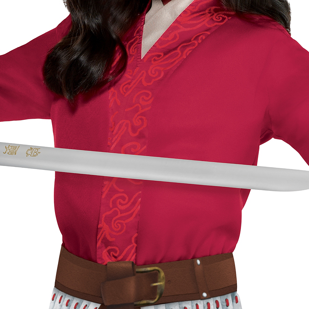 Child Mulan Costume - Mulan Live-Action Image #3