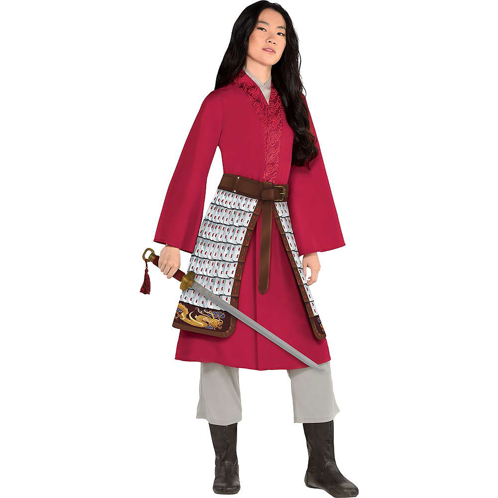 Adult Mulan Costume Disney Mulan Live Action Party City
