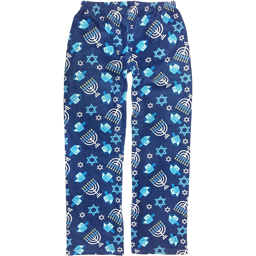 Nav Item for Adult Let it Shine Bright Pajamas Image #3