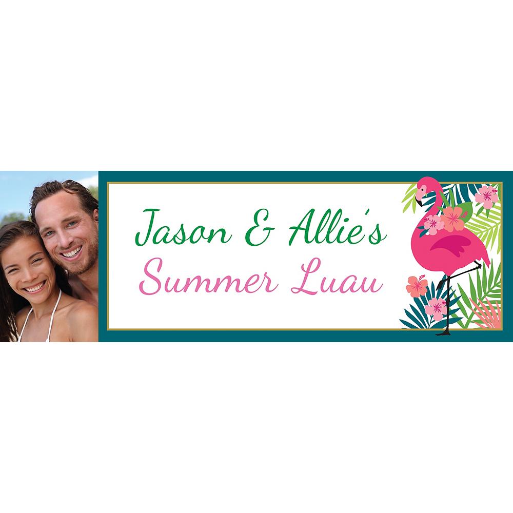 Custom Aloha Photo Horizontal Banner Image #1