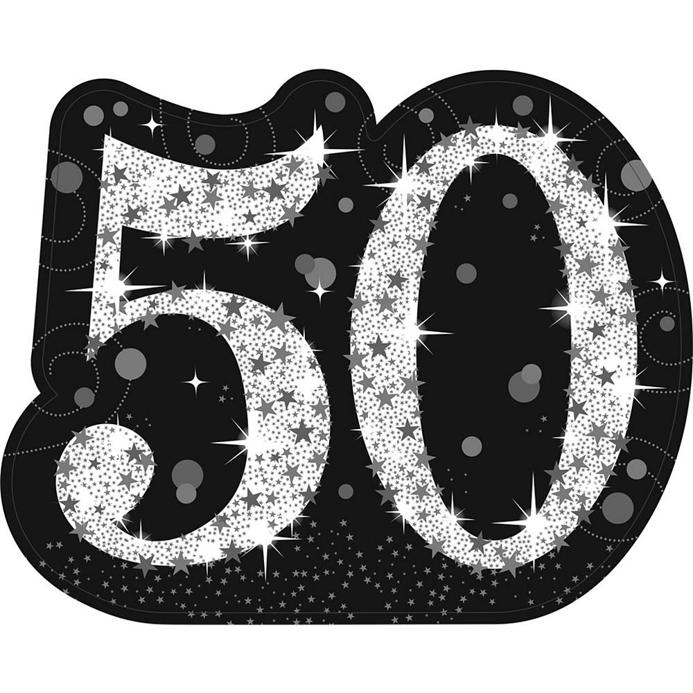 Sparkling Celebration 50 Standee Image #1