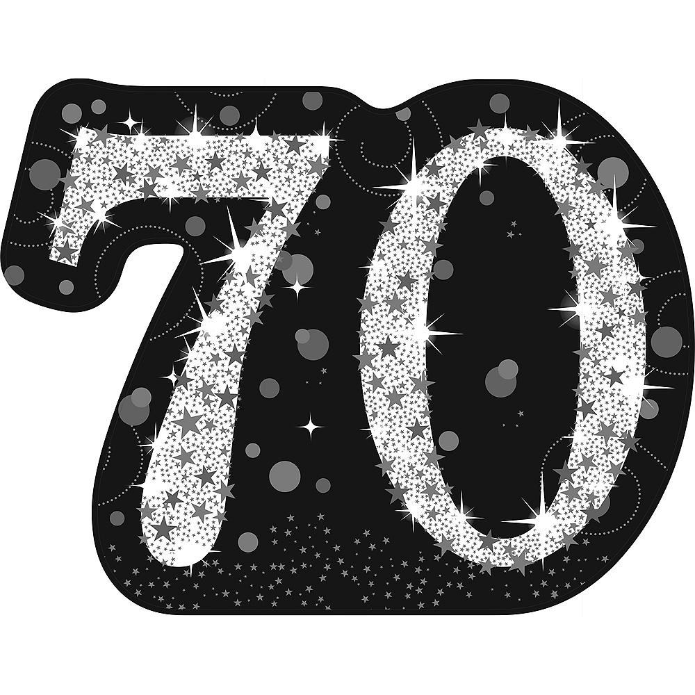 Sparkling Celebration 70 Standee Image #1
